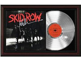 Skidrow Cherrywood Framed Platinum Reproduction Signature Display M4 - $151.95