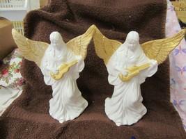 CERAMIC ANGELS SET OF 2 - $19.80