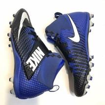 Nike Lunarbeast Strike Pro Td Men's Football Cleats BLUE 833421-014 Size 13 - $19.57