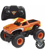 Official El Toro Loco Remote Control Monster Truck, 1:24 Scale, 2.4 GHz,... - $11.78
