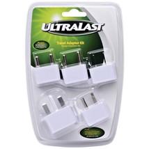 Ultralast(R) ULTA5 International Travel AC Adapter Kit - $27.27