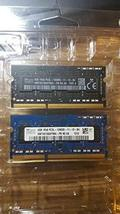 Hynix 8GB (2x4GB) PC3-12800 DDR3-1600MHz non-ECC Unbuffered CL11 204-Pin... - $32.38
