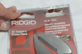 Ridgid 16473 13 inch tongue groove pliers 7 arc positions image 6