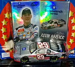 Nascar Winners Circle Goodwrench Kevin Harvick 1:43 Scale 2002 - $9.95