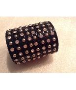Genuine Leather Studded Bracelet NWOT - $26.99