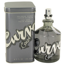 Curve Crush By Liz Claiborne For Men 4.2 oz EDC Spray - $21.59