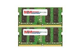 MemoryMasters 4GB 2x2GB Compatible Latitude D820 SODIMM Laptop Memory DDR2
