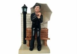 Gene Kelly Figurine Music box Loew Ren 1984 Nostalgia collectibles Singi... - $159.64