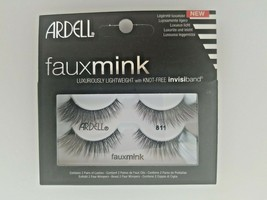 Ardell Fauxmink Luxuriously Lightweight eyelashes 2 Pair Pack 811 - $9.99