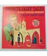 Danny Kaye Hans Christian Anderson's Favorite Fairy Tales Vol 5 Vinyl BRCV5 - $25.00