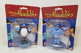 Set of 2 Mattel Disney's Alladdin Collectible figure - Genie - $12.86