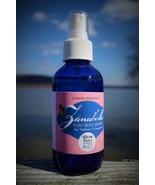 ROSE WATER Aromatherapy Body Mist ~ Organic Fragrance Spray in Cobalt Bl... - $19.57
