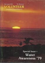 225 MINNESOTA CONSERVATION VOLUNTEER Magazines-1979-2014;photos,articles... - $900.00