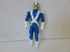 "1991 MARVEL ACTION FIGURE CYCLOPS TOY BIZ 5"" LOOSE  L133 - $7.79"