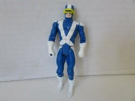 "1991 Marvel Action Figure Cyclops Toy Biz 5"" Loose L133 - $7.79"