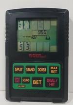 Tiger Handheld Electronic Blackjack Game.. 1993 image 1