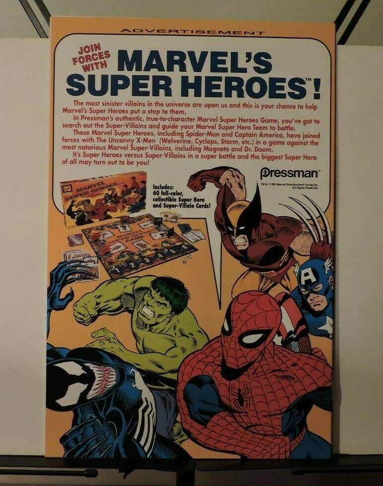 The Incredible Hulk #399 nov 1992