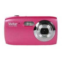 Vivitar ViviCam 5118 - 5.1 Megapixels 4x Digital Zoom - Color : Pink - £66.89 GBP