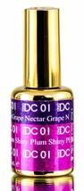 DND DC Mood Color Changing Gel 0.6 FL OZ / 18 ml  - $9.99