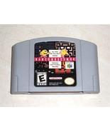 Namco Museum 64 ( Nintendo N64 ) Game Cartridge Only - $19.99
