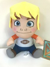 Scoob Plush Toy. Fred from Scooby Doo. New. 10 inches Collectible - $17.99