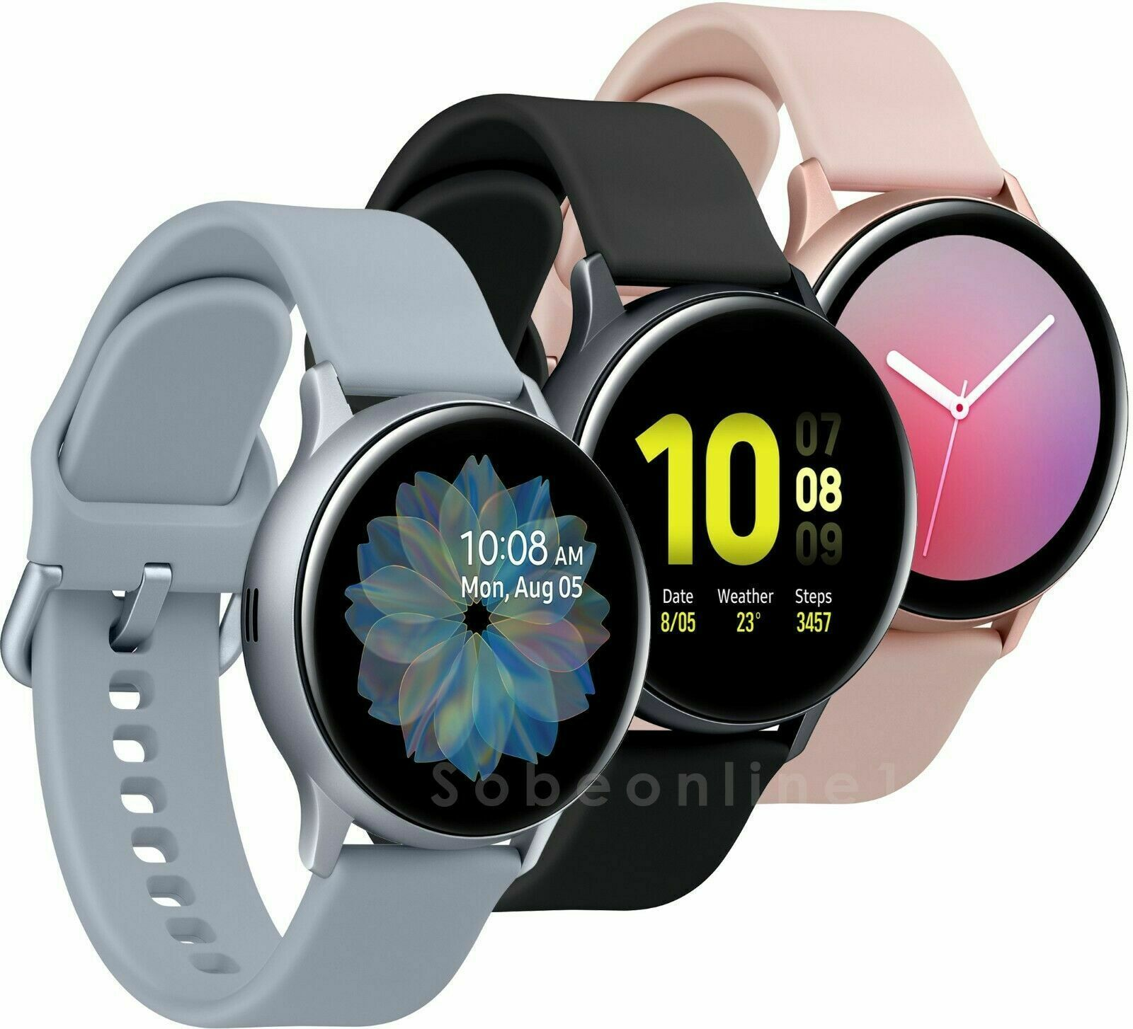 Samsung Galaxy Watch Active 2 SM-R830 40mm Bluetooth Water-Resistant Smart Watch