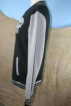 Marvel Youth Black and Gray Long Sleeve Light Weight Jacket Size S 14 image 7
