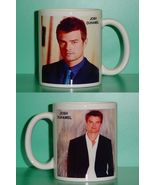 Josh Duhamel 2 Photo Designer Collectible Mug - $14.95