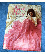 Bernat Afghan Medley Knit & Crochet Patterns Vintage - $8.00