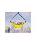 """Babies Being Delivered - Acrylic Board - Print 10"""" X 8"""" - $35.00"""