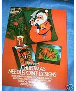 Christmas Needlepoint Designs by Rita Weiss  - $6.00