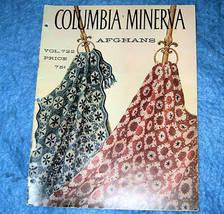 Columbia Minerva Afghans by Columbia Minerva Vol 722 - $8.00