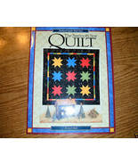 The Sawtooth Star Quilt Quilts Made Easy  Jean Wells   - $5.00