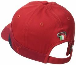 Puma Ferrari Lifestyle Men's F1 Team Trucker Baseball Hat Cap Red PMMO2029 image 2