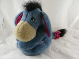 "Walt Disney Eeyore 9"" Plush with Detachable Tail  SOFT CUDDLE TOY - $9.89"