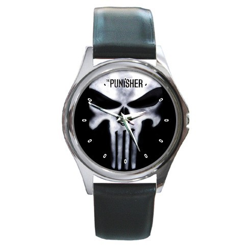 THE PUNISHER MASK Design Sport watch Fit your T shirt