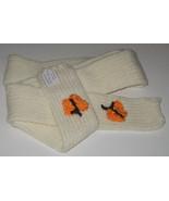 Award Winning Knit Snow Butterfly Scarf 81-inch... - $25.00
