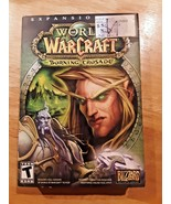 World of Warcraft: The Burning Crusade (Windows 2000/XP Macintosh) PC Game - $9.89