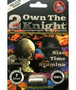 2 OWN THE KNIGHT SILVER 4000 ENERGY PERFORMANCE ENHANCEMENT COUNT OF 9 - $48.99