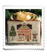 Sweet Shop release #4 Hometown Holidays cross stitch Little House Needle... - $5.40