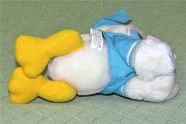 "Vintage BABY DONALD DUCK 10"" 1984 Disney Plush PLASTIC TAG Stuffed Animal  KOREA image 7"