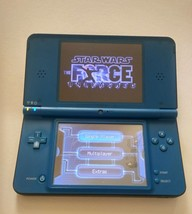 Nintendo DSi XL Blue Handheld Video Game System Complete - $41.86