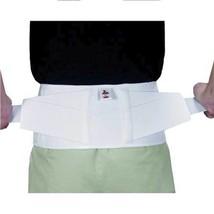 Open Box Core CorFit Back Support Belt 7000-White Medium - $22.12