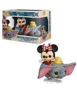 Disneyland 65th Anniversary Minnie on Dumbo Ride POP Rides Toy #92 FUNKO... - $25.15