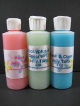 4 Oz Baby Powder Scent Jelly Tarts Home Fragrance Oil One Bottle Melts - $11.99