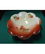 Beautiful Collectible CRESCANO Fruit BOWL....Strawberry Design - $8.72