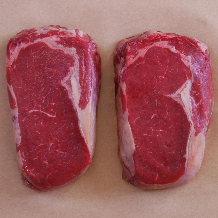 Primary image for Grass Fed Beef Rib Eye, Whole, Cut To Order - 8 lbs, 1 3/4-inch steaks