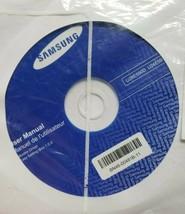 Samsung U28E590D or U24E590D Monitor Driver Disc And Instructions BN46-00481B-11 - $14.50