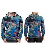 Buzz Lightyear Toy Story Hoodie Fullprint Men - $44.99