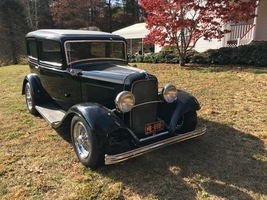 1932 Ford 2 Door Sedan For Sale In MARS HILL, NC 28754 image 1